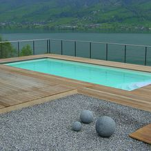 Holzpool Typ Arizona Pool-Design ZEN-AquaGuard-VitalAqua